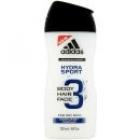 ADIDAS  3 Active HYDRA SPORT  Men sprchový gel 250 ml