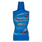 AQUAFRESH FRESH MINT  500 ml  -   ústní voda