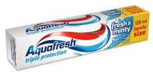 AQUAFRESH fresh& minty 125  ml zubní pasta