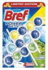BREF POWER AKTIV  PURE FRESHNESS 3 x 50 g -  vůně do wc