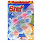 BREF POWER AKTIV  Tropic Freshness 3 x 50 g -  vůně do wc
