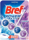 BREF POWER AKTIV  WC blok Levandule 1 x 50g