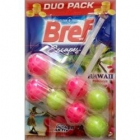 BREF POWER AKTIV 4 Formula WC blok DUO PACK 2x50g - edice Escapes - HAWAII
