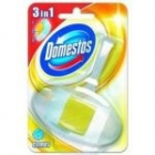 Domestos 3v1 Citrus  40 g  -  wc blok