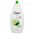 DOVE Go fresh  zelený čaj a okurka  sprchový gel 500 ml
