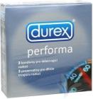 Durex performa  3 ks -  prezervatív