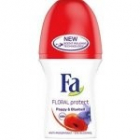 Fa Floral Protect Poppy & Bluebell Woman roll-on 50 ml