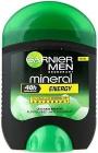 GARNIER MEN mineral ENERGY  40 ml pánský anti-perspirant tuhý
