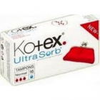 Kotex  UltraSorb Normal tampony 16 ks