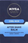 NIVEA FOR MEN  Cool Kick balzám po holení 100 ml