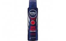NIVEA FOR MEN DRY IMPACT  150 ml  - pánský anti - respirant