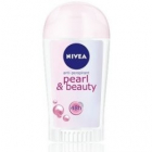 NIVEA pearl&beauty  dámský  antirespirant 40 ml