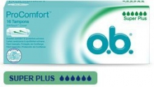 OB Super Plus  Pro Comfort  16 ks