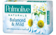 Palmolive NATURALS Balanced Mild  90 g - tuhé toaletní mýdlo