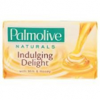 Palmolive NATURALS Indulging Delight   90 g - tuhé toaletní mýdlo