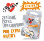 Pepino Safe Plus 3 ks kondomy