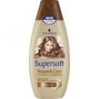 Schauma Repair & Care 400 ml šampon pro poškozené a suché vlasy