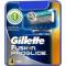 Gillette Fusion  PROGLIDE 4 ks  náhradní  hlavice